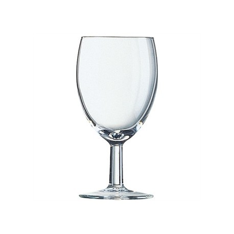 Arcoroc Savoie Wine Glasses 240ml CE Marked at 175ml