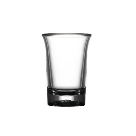 BBP Polycarbonate Elite CE Shot Glass 25ml