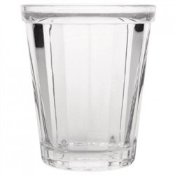 Olympia Cabot Panelled Glass Tumbler 260ml