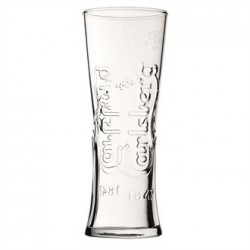 Utopia Carlsberg Nucleated Half Pint Glass CE Marked