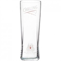 Utopia Carling Nucleated Half Pint Glass CE Marked