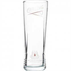 Utopia Carling Nucleated Pint Glass CE Marked