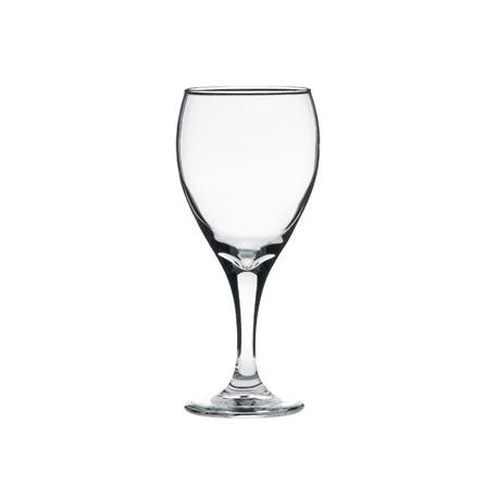 Libbey Teardrop Wine Goblets 350ml CE Marked at 250ml