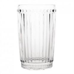 Olympia Baroque Glass Tumbler 395ml
