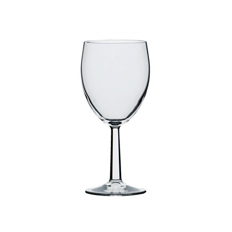 Saxon Wine Goblets 340ml CE Marked at 250ml