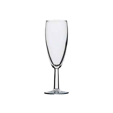 Saxon Champagne Flutes 160ml