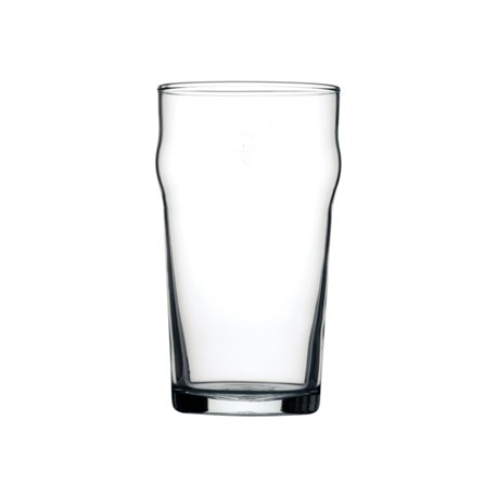 Arcoroc Nonic Nucleated Beer Glasses 570ml CE Marked