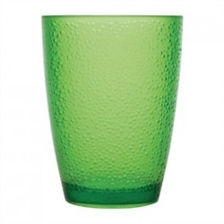 Kristallon Polycarbonate Tumbler Green 275ml