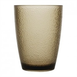 Kristallon Polycarbonate Tumbler Tan 275ml