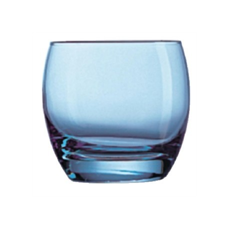 Arcoroc Salto Ice Blue Tumblers 320ml