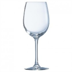 Chef & Sommelier Cabernet Tulip Wine Glasses 250ml CE Marked at 175ml