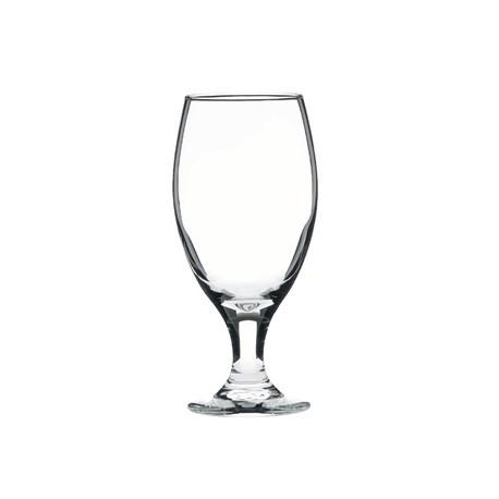 Libbey Teardrop Tall Stemmed Beer Glasses 436ml