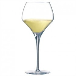 Chef & Sommelier Open Up Round Wine Glasses 370ml