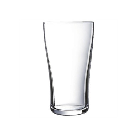 Arcoroc Ultimate Nucleated Beer Glasses 570ml CE Marked