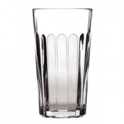 Libbey Duratuff Panelled Hi Ball Glasses 350ml
