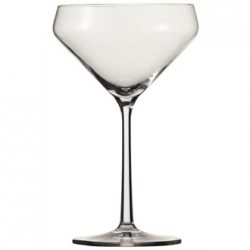 Schott Zwiesel Pure Crystal Martini Glasses 343ml