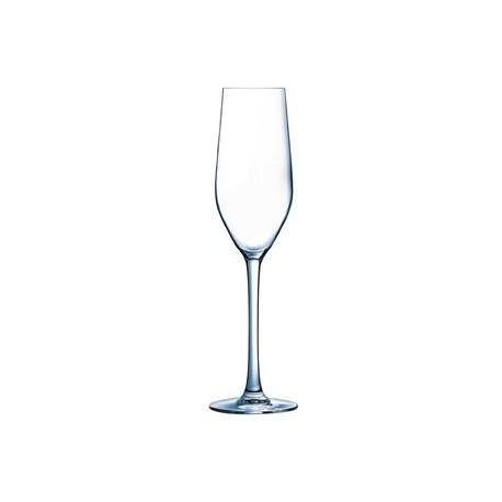 Arcoroc Mineral Champagne Flutes 160ml