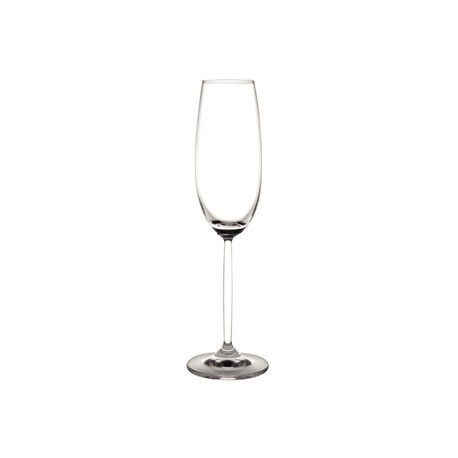 Olympia Poise Crystal Champagne Flutes 230ml