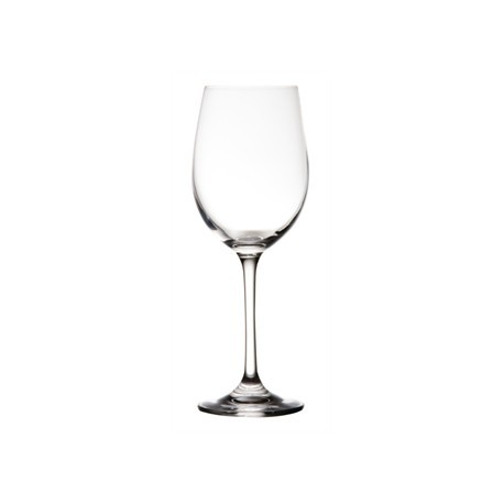 Olympia Modale Crystal Wine Glasses 395ml