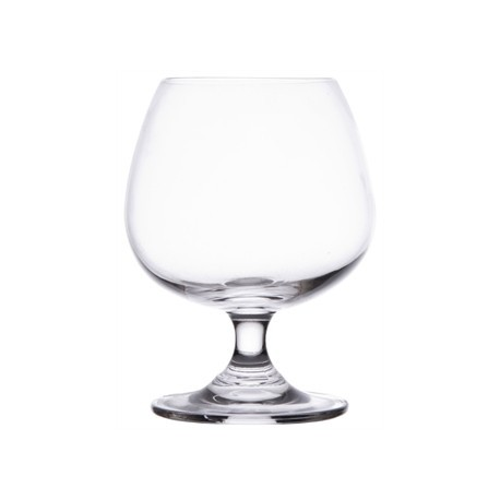 Olympia Bar Collection Crystal Brandy Glasses 400ml