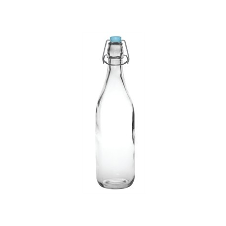 Olympia Glass Water Bottles 1.2Ltr