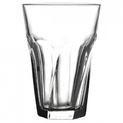 Gibraltar Twist Beverage Glasses 410ml CE Marked