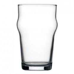 Arcoroc Nonic Beer Glasses 285ml CE Marked