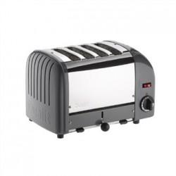 Dualit Vario Classic Toaster 4 Slot Cobble Grey 40514