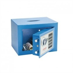 Phoenix Blue Compact Office Safe