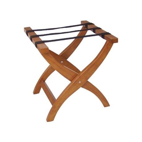 Bolero Wooden Suitcase Stand