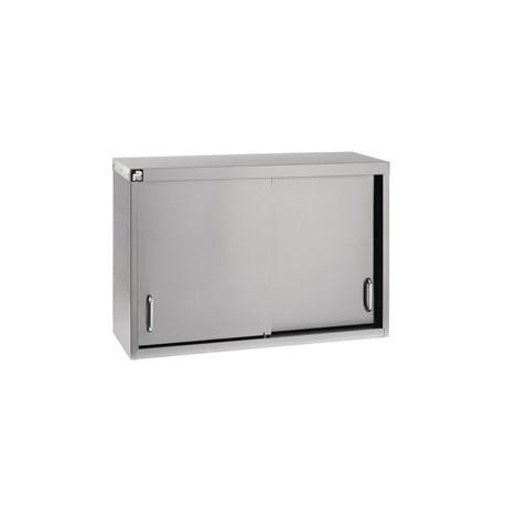 Parry Stainless Steel Sliding Door Wall Cupboard 1500mm