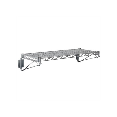 Vogue Steel Wire Wall Shelf 910mm