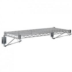Vogue Steel Wire Wall Shelf 1220mm