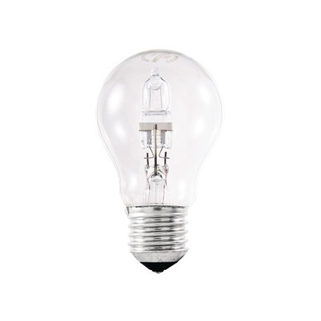 Status Halogen Energy Saving Bulb Edison Screw 42W