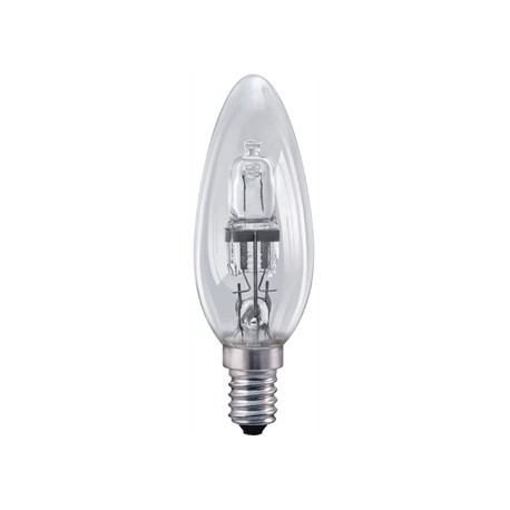 Status Halogen Candle Bulb SES 28W