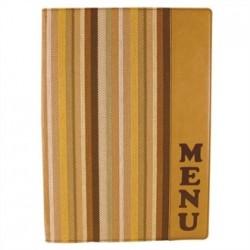 Stripes Menu Holder