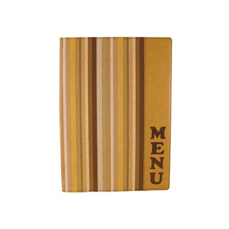 Stripes Menu Holder