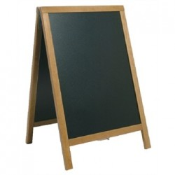 Securit Duplo Pavement Board Teak 55 x 85cm