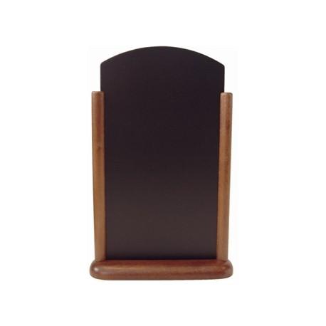 Securit Wooden Table Top Blackboard 41 x 27cm