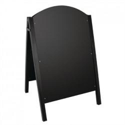 Olympia Metal Framed A-Board Black