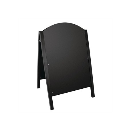 Olympia Metal Framed A-Board Black