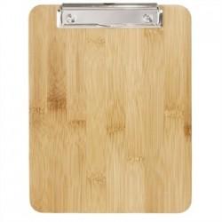 Olympia Bamboo Clipboard Menu Holder A5