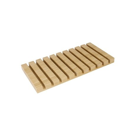 Olympia Bamboo Clipboard Holder
