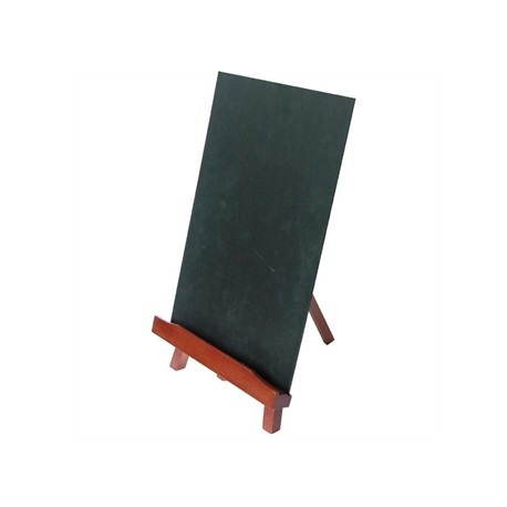 Securit Junior Bar Top Easel Chalkboard