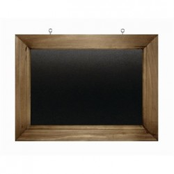 Olympia Wall Mounted Chalkboard 300 x 400mm