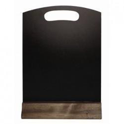 Olympia Wooden Table Top Blackboard 225 x 150mm