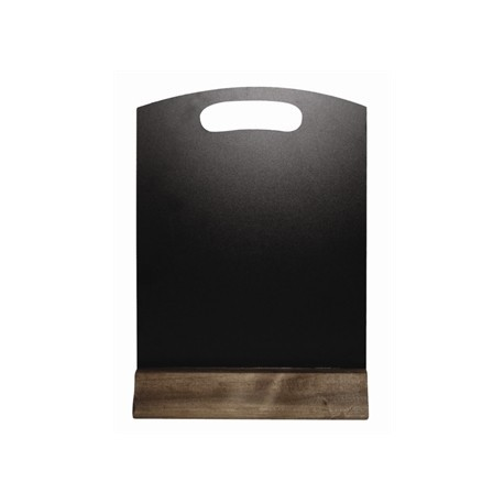 Olympia Wooden Table Top Blackboard 315 x 212mm
