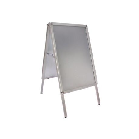 A-Frame Pavement Sign Aluminium
