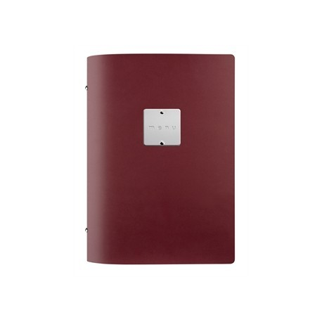 DAG Fashion Menu Holder Bordeaux A5