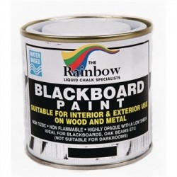 Blackboard Paint Black 250ml